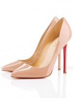 Christian Louboutin nude 'Pigalle'