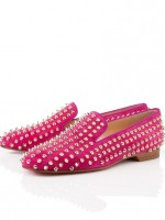 Ultimate studded Christian Louboutin loafers